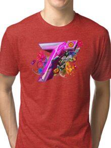 Tobu Good Times & Such Fun Tri-blend T-Shirt