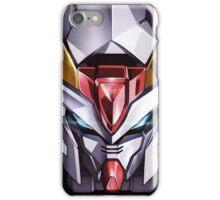 Head of Gundam 00 Raiser iPhone Case/Skin
