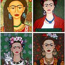 My Obsession with Frida by Madalena Lobao-Tello