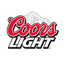 Coors Light [Beer] Photographic Print