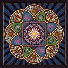 Mandala 150215 by zooreka