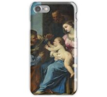 Dolce and Gabbana inspired familigia  iPhone Case/Skin