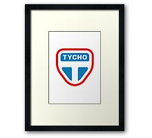 Tycho Manufacturing and Engineering Concern Framed Print