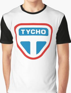 Tycho Manufacturing and Engineering Concern Graphic T-Shirt