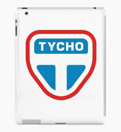 Tycho Manufacturing and Engineering Concern iPad Case/Skin
