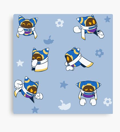 Chibi Magolor Canvas Print