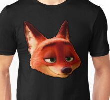 Zootopia Nick Wilde Unisex T-Shirt