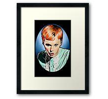 Mia Farrow - Rosemary's Baby Framed Print
