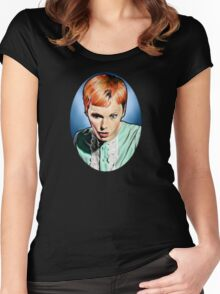 Mia Farrow - Rosemary's Baby Women's Fitted Scoop T-Shirt