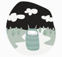 Japanese Fairy Tale \\ Piece 2 Kids Clothes