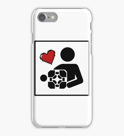 Companion For Life iPhone Case/Skin
