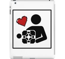 Companion For Life iPad Case/Skin