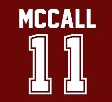 TEEN WOLF - SCOTT MCCALL #11 by alexdimech24