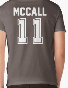 TEEN WOLF - SCOTT MCCALL #11 Mens V-Neck T-Shirt