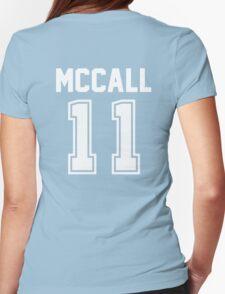 TEEN WOLF - SCOTT MCCALL #11 Womens Fitted T-Shirt