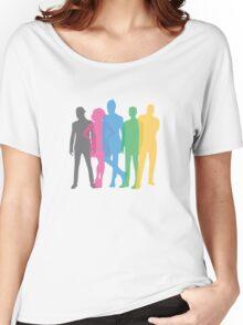 Pentatonix AMA's Emoji Women's Relaxed Fit T-Shirt