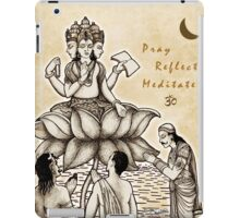 Brahman's Teachings iPad Case/Skin