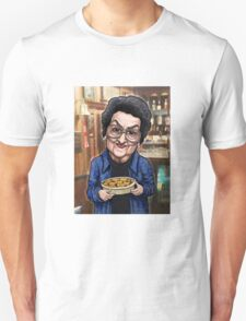 Betty Williams Turpin Hotpot Cleaning lady Mop T-Shirt