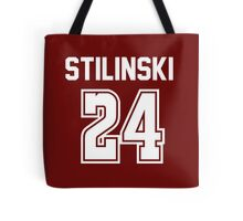 TEEN WOLF - STILES STILINSKI #24 Tote Bag
