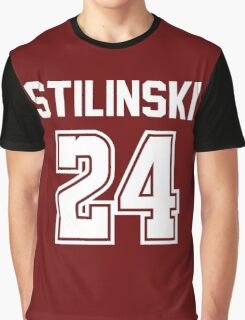 TEEN WOLF - STILES STILINSKI #24 Graphic T-Shirt