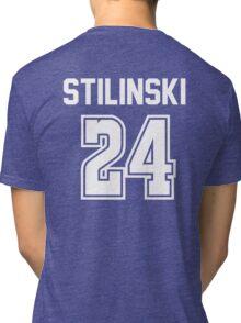TEEN WOLF - STILES STILINSKI #24 Tri-blend T-Shirt