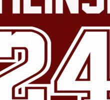 TEEN WOLF - STILES STILINSKI #24 Sticker