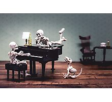 Play it again, Sam Photographic Print