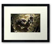 Mortal Kombat: Predator Framed Print