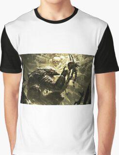 Mortal Kombat: Predator Graphic T-Shirt