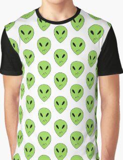 Peridot Alien Boxers Graphic T-Shirt