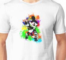 Inkling Boy - Splatter Unisex T-Shirt