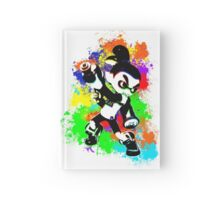 Inkling Boy - Splatter Hardcover Journal