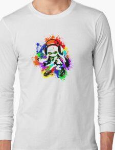 Inkling Girl - Splatter Long Sleeve T-Shirt