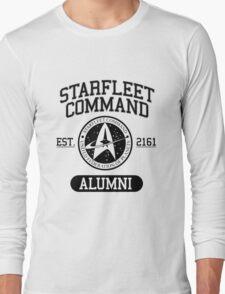 Starfleet Command Long Sleeve T-Shirt