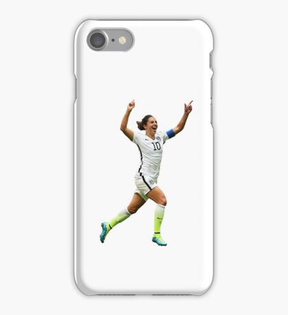 Carli Lloyd iPhone Case/Skin
