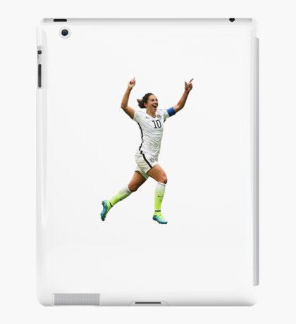 Carli Lloyd iPad Case/Skin