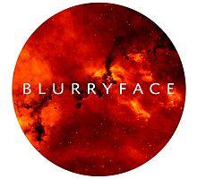Blurryface Space Twenty one Pilots by mluna1