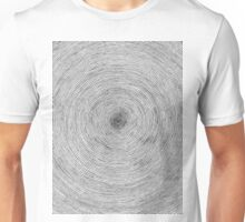 One Line Sprial Unisex T-Shirt