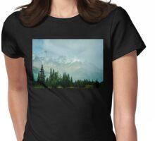 Alaska Range 2 Womens Fitted T-Shirt