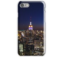 Empire State Building in New York City iPhone Case/Skin