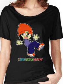 Parappa - I Just Gotta Believe Women's Relaxed Fit T-Shirt