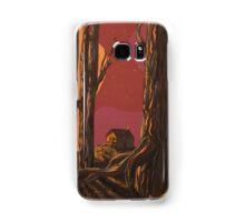 Discreet Retreat Samsung Galaxy Case/Skin