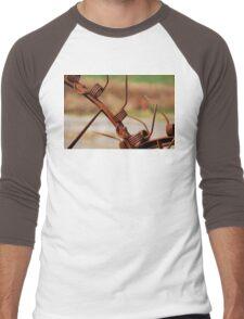 Rusty Tines Men's Baseball ¾ T-Shirt