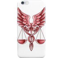 Caduceus Sketch iPhone Case/Skin