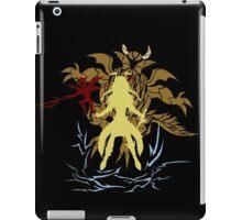 The Flaring Massacre Demon iPad Case/Skin
