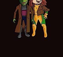 Good Grief, X-Muppets by RaytheWicked