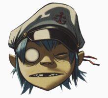 gorillaz 0 One Piece - Long Sleeve