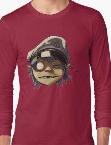 gorillaz 0 Long Sleeve T-Shirt