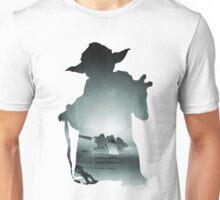 Yoda Silhouette Unisex T-Shirt