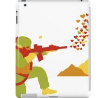 Kill 'Em With Kindness iPad Case/Skin
